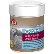 Excel Multi Vitamin Small Breed 8in1