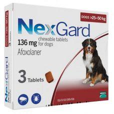 NexGard 25-50кг (XL)