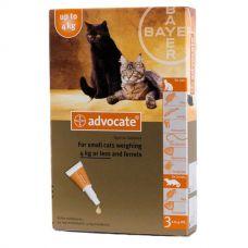 Advocate для котов до 4кг