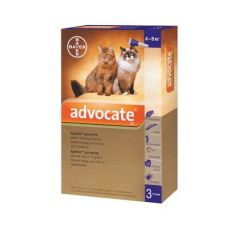 Advocate для котов 4-8кг
