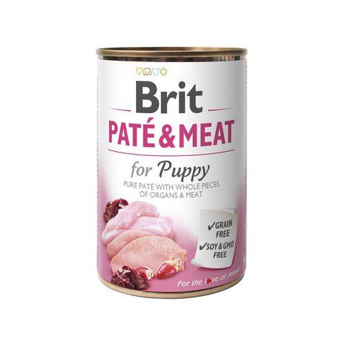 Brit Pate & Meat Puppy 400 g